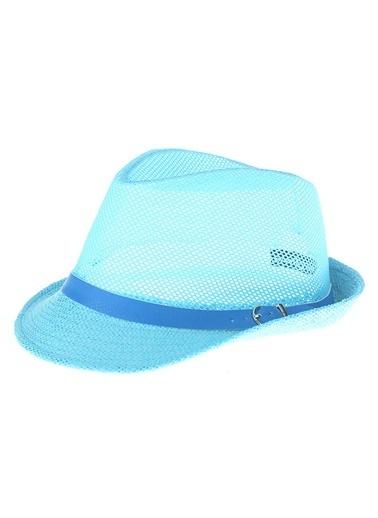 Bay Şapkacı Şapka Turkuaz